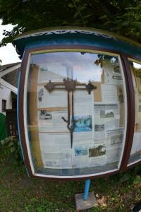 Крест с церкви - до пожара